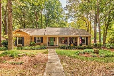 Charlotte NC Single Family Home For Sale: $349,900