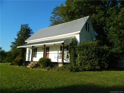 Stanly County Single Family Home For Sale: 439 S Oak Ridge Road
