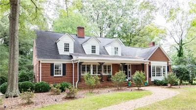 Cherryville Single Family Home For Sale: 302 Old Post Road