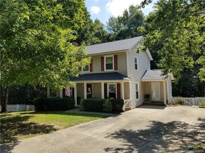 Gastonia Single Family Home Under Contract-Show: 2632 Caswell Court