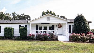 Iron Station Single Family Home Under Contract-Show: 5286 Christopher Road
