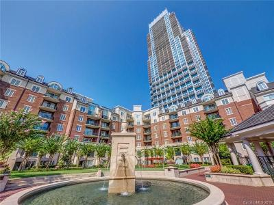 Fourth Ward Condo/Townhouse Under Contract-Show: 300 W 5th Street #253