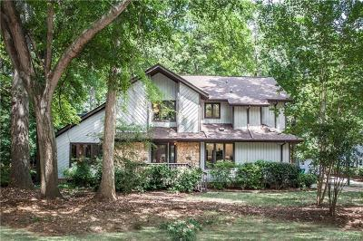 Charlotte Single Family Home For Sale: 1233 Wandering Way Drive