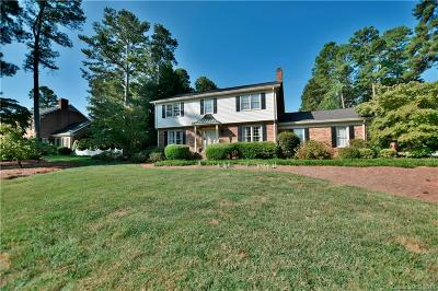 Single Family Home For Sale: 2045 Eakle Drive