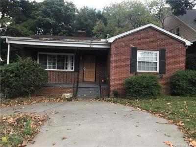 Single Family Home For Sale: 812 West Boulevard