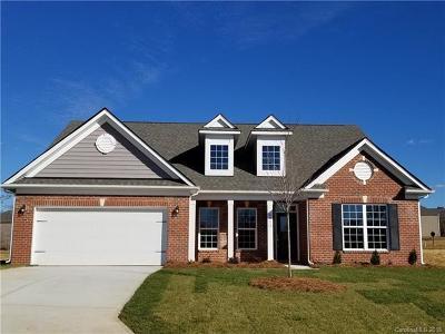 Gastonia Single Family Home For Sale: 4812 Weber Court