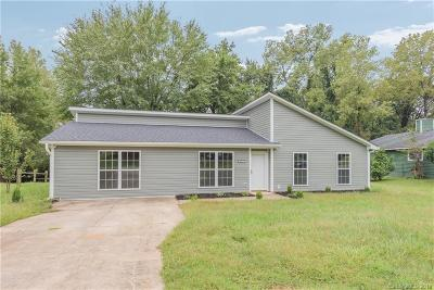 Charlotte NC Single Family Home For Sale: $200,000
