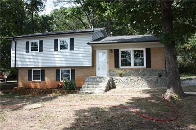 Lincolnton Single Family Home For Sale: 1482 John Chapman Road