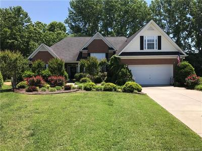 Single Family Home For Sale: 14614 Starr Neely Road