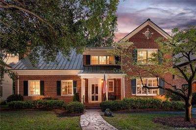 Charlotte Single Family Home For Sale: 2120 Bucknell Avenue
