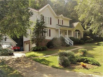Catawba County Single Family Home For Sale: 3916 Shakespeare Drive