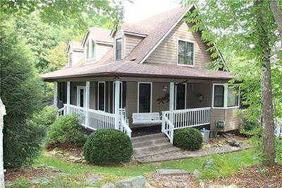Watauga County Single Family Home For Sale: 956 Oliver Hill Road