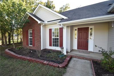 Indian Trail Single Family Home Under Contract-Show: 3515 Selway Drive