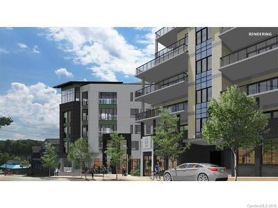 Asheville Condo/Townhouse For Sale: 145 Biltmore Avenue #204
