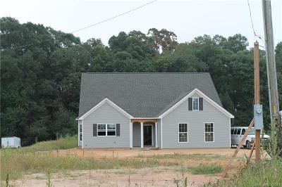 Wingate Single Family Home For Sale: 1404 Mills Harris Road