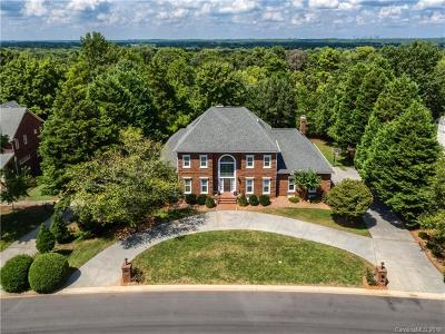 Charlotte Single Family Home For Sale: 4600 Noras Path Road