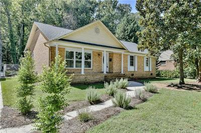 Charlotte Single Family Home For Sale: 3116 Archdale Drive