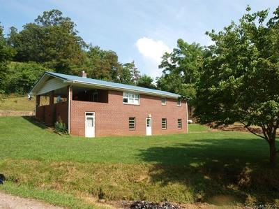 Candler Single Family Home For Sale: 32 Cleves Drive