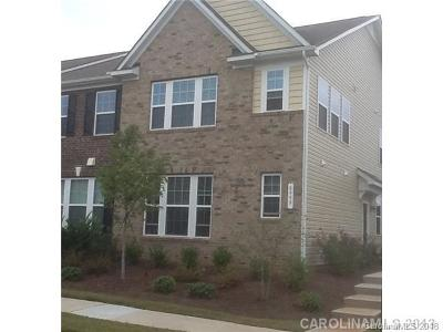 Indian Land Condo/Townhouse For Sale: 8995 Lenark Lane
