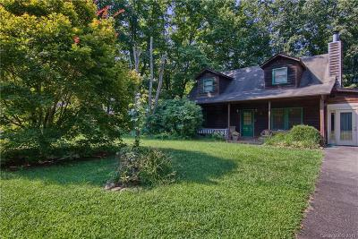 Weaverville Single Family Home For Sale: 31 Cedar Hill Lane