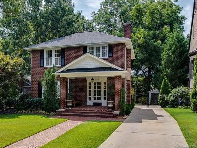 Charlotte NC Single Family Home For Sale: $750,000