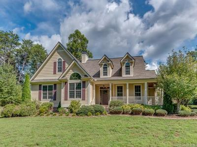 Tryon Single Family Home For Sale: 498 Red Fox Circle
