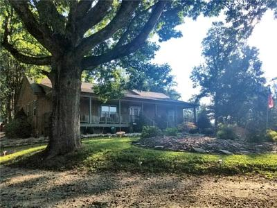 Caldwell County Single Family Home Under Contract-Show: 5422 Colvard Hill Lane