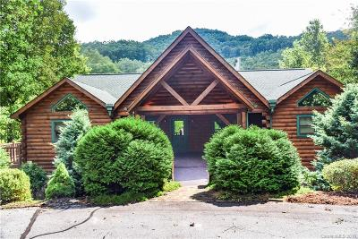 Bat Cave, Black Mountain, Chimney Rock, Lake Lure, Rutherfordton, Union Mills, Bostic, Mill Spring, Columbus, Tryon, Saluda Single Family Home For Sale: 432 Atlantic Falls Trail