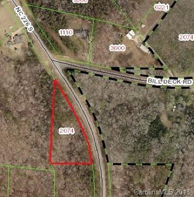 Residential Lots & Land For Sale: Hwy 226
