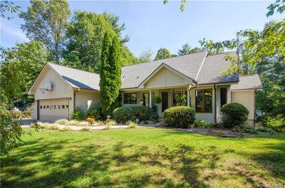 Weaverville Single Family Home For Sale: 45 England Woods Drive