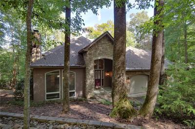Lake Lure, Mill Spring Single Family Home For Sale: 167 Summer Lane #22