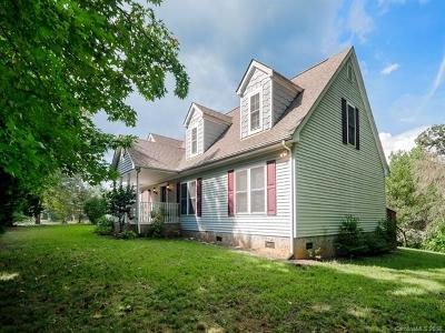 Candler Single Family Home For Sale: 2 Spencer Road