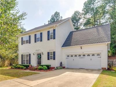 Cabarrus County Single Family Home Under Contract-Show: 1138 Alstead Court
