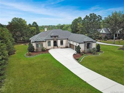 Matthews Single Family Home For Sale: 1766 Rock Hill Church Road