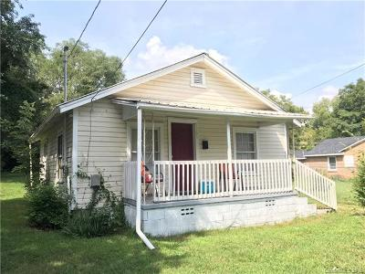 Gastonia NC Single Family Home For Sale: $39,900