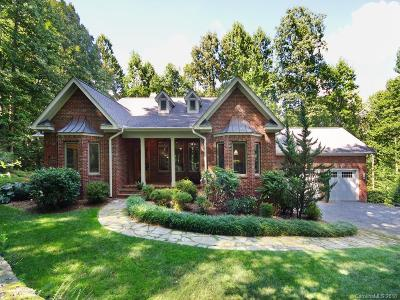 Hendersonville Single Family Home For Sale: 2451 Little River Road