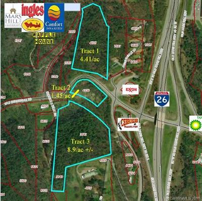 Weaverville Residential Lots & Land For Sale: Old Burnsville Road #Tract 1
