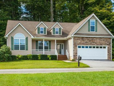 Etowah Single Family Home For Sale: 85 Plato Place #23
