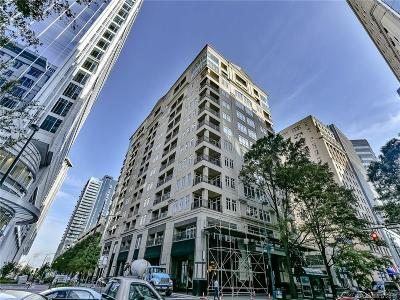 Charlotte Condo/Townhouse Under Contract-Show: 230 S Tryon Street #306