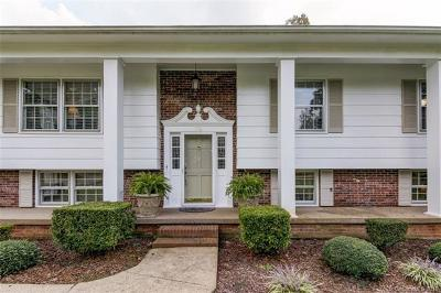 Hickory Single Family Home For Sale: 75 38th Avenue NW