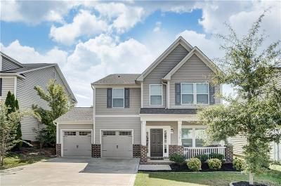 Pineville Single Family Home For Sale: 12714 Ballyliffin Drive