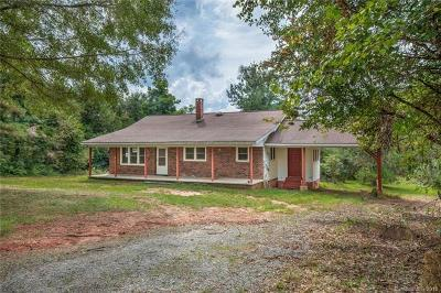 Rutherfordton Single Family Home For Sale: 1051 Darlington Road