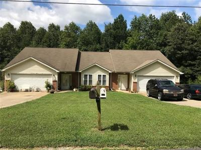 Mooresville Multi Family Home For Sale: 212-24 Doolie Road