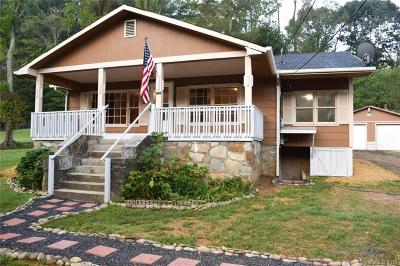 Candler Single Family Home For Sale: 2038 Pisgah Highway
