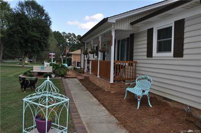 Single Family Home For Sale: 640 Catawba Circle