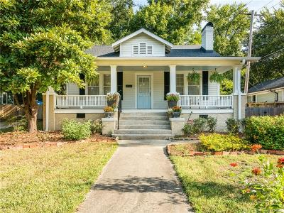 Single Family Home Sold: 1609 Belvedere Avenue