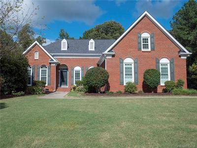 Matthews Single Family Home For Sale: 5033 Biltmore Forest Drive