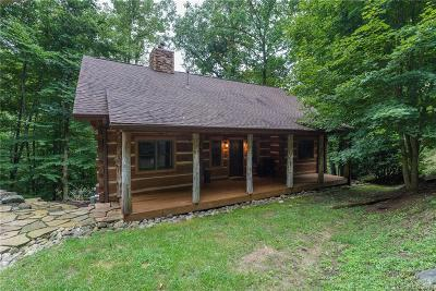 Single Family Home For Sale: 115 Grinnin Sun Road