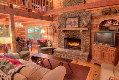 Caldwell County Single Family Home For Sale: 8558 Dancing Bear Lane