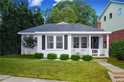 Charlotte Single Family Home For Sale: 1923 Lombardy Circle